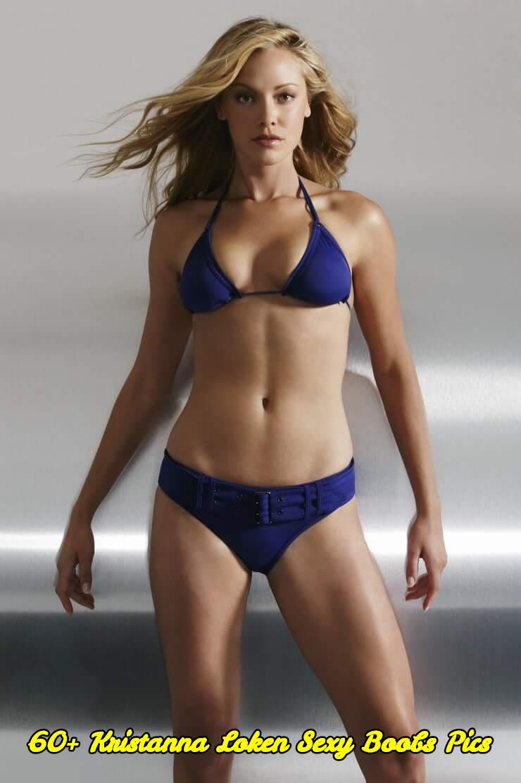 Kristanna Loken sexy boobs pics
