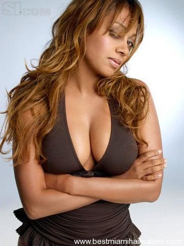 La La Anthony amazing boobs pics