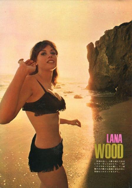 Lana Wood hot boobs (1)