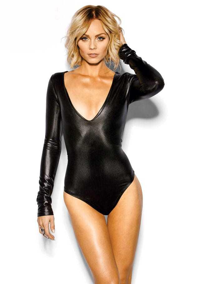 Laura Vandervoort hot lingerie pictures
