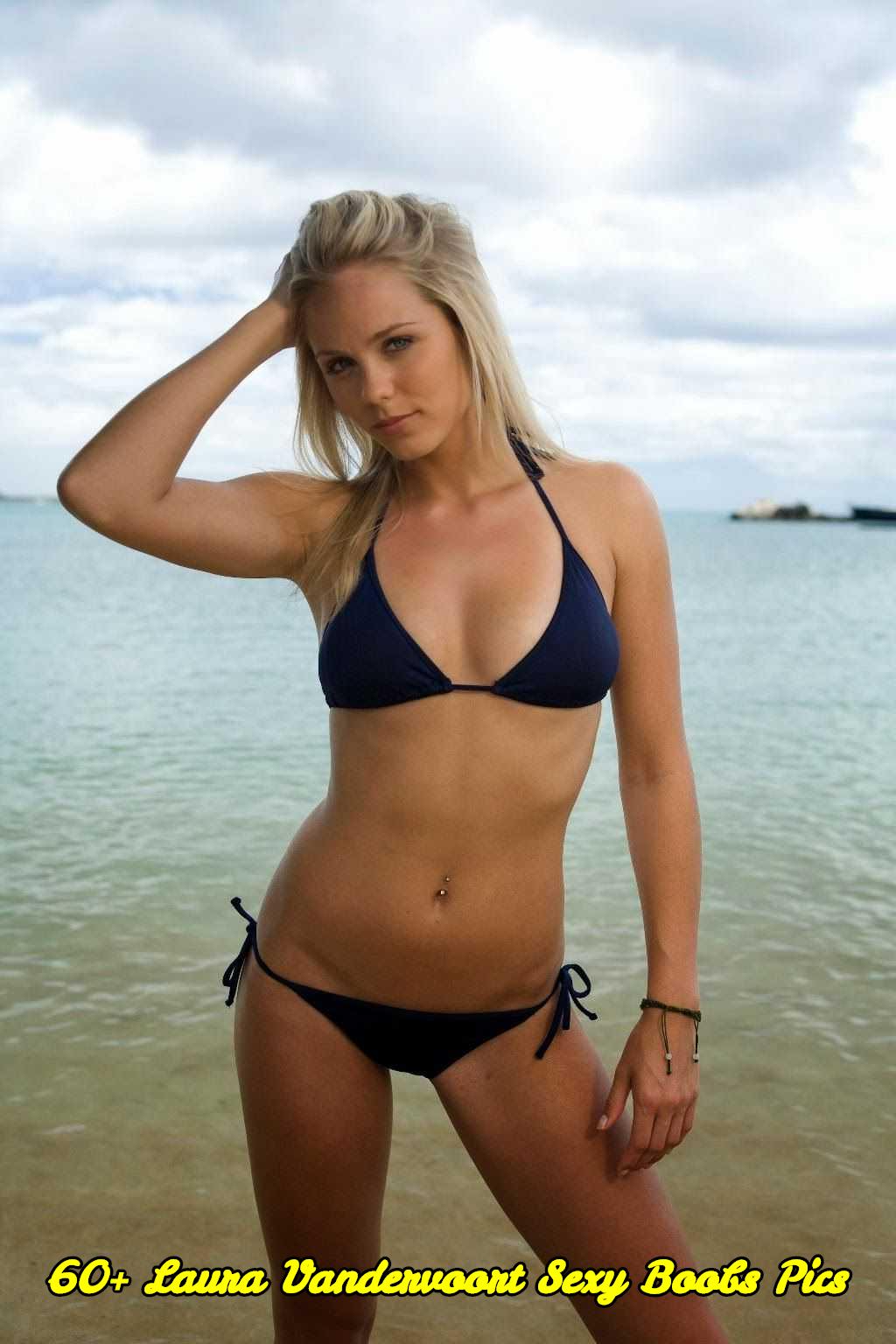 Laura Vandervoort sexy boobs pics
