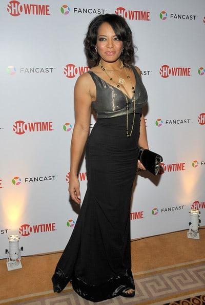 Lauren Vélez sexy look