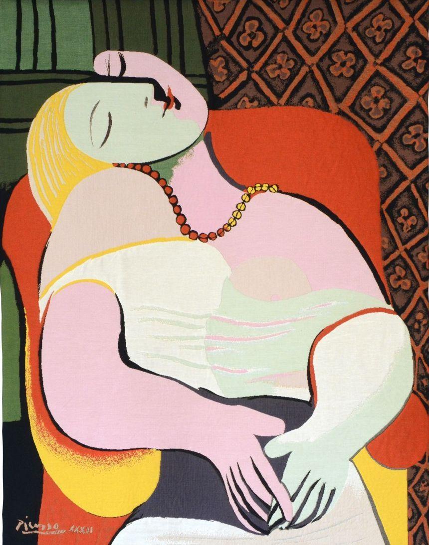 Le Reve – Pablo Picasso
