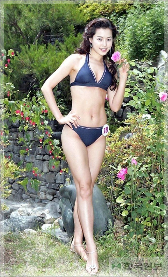 Lee Ha-nui bikini pics