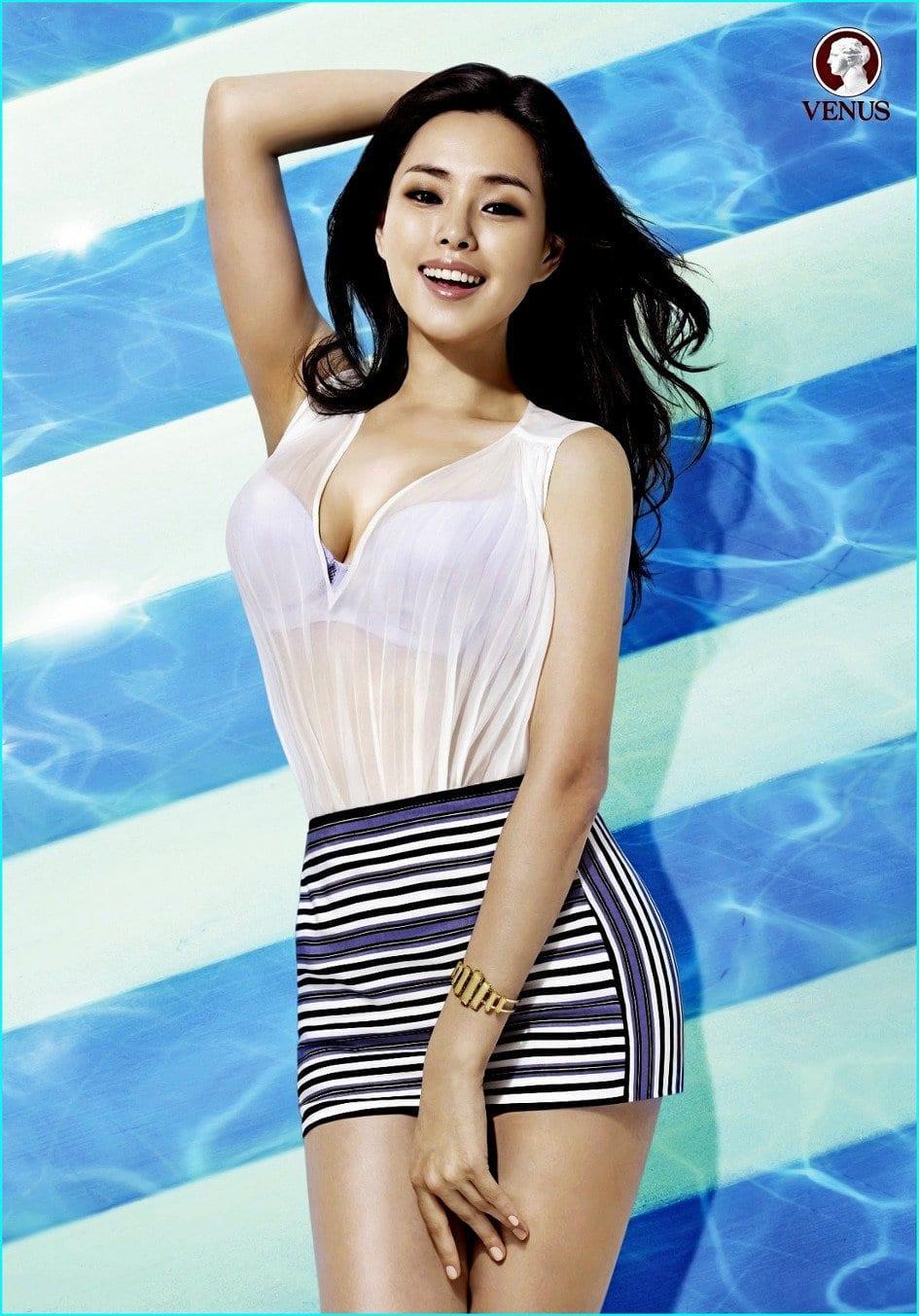 Lee Ha-nui hot loooks pics