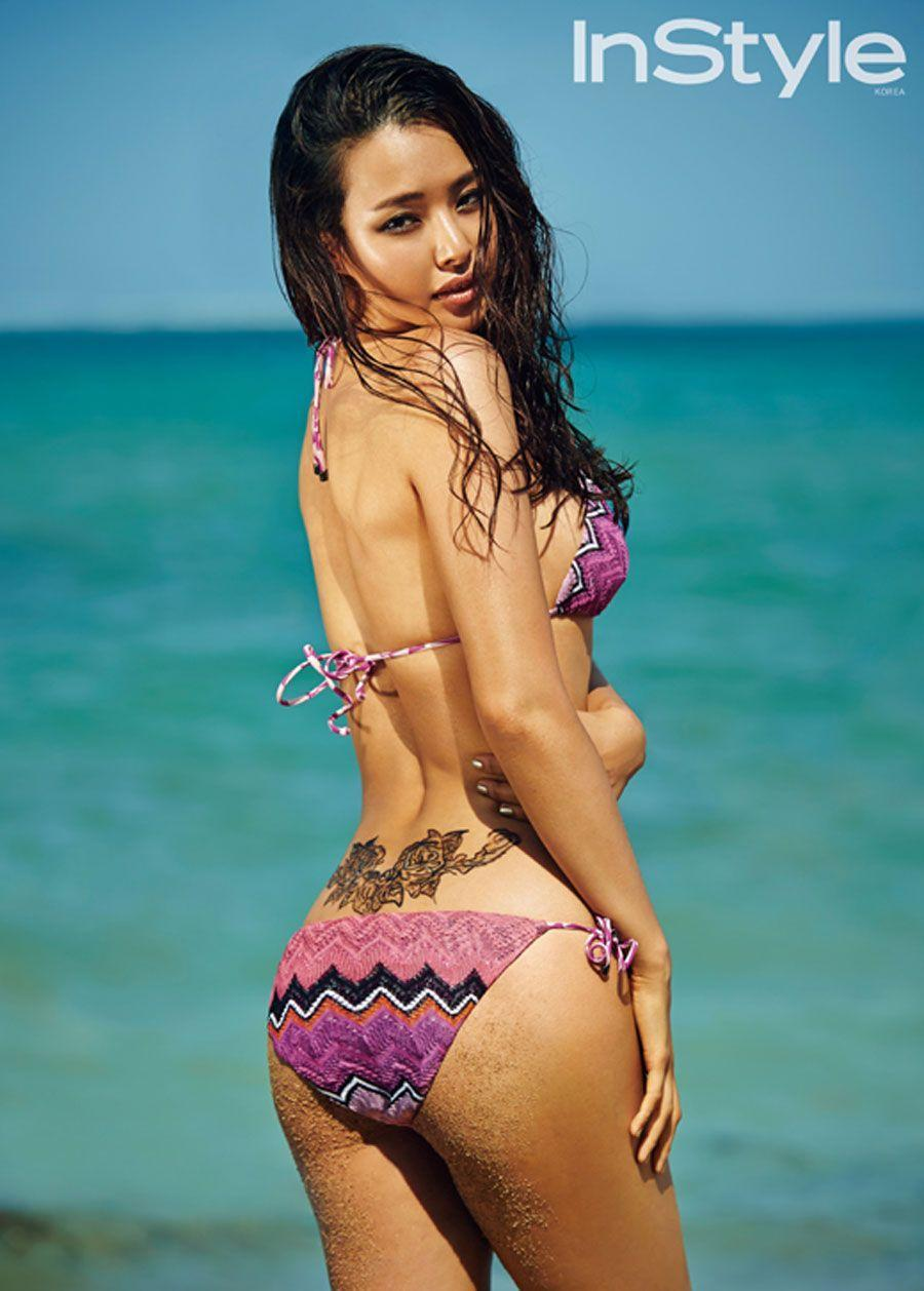 Lee Ha-nui sexy ass pics