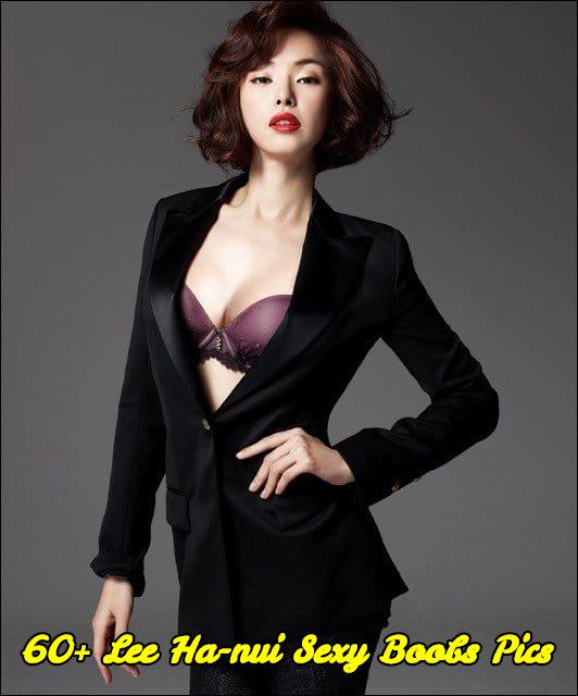 Lee Ha-nui sexy boobs pics