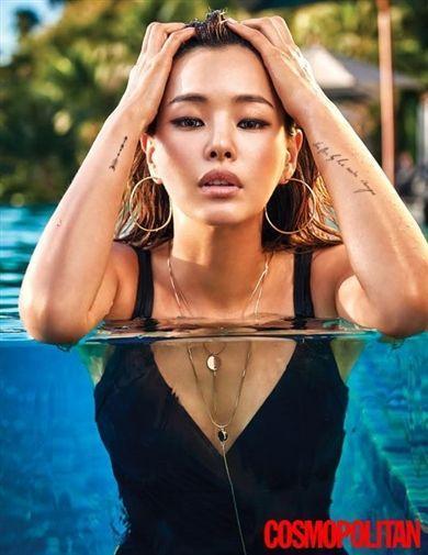 Lee Ha-nui sexy tits pics