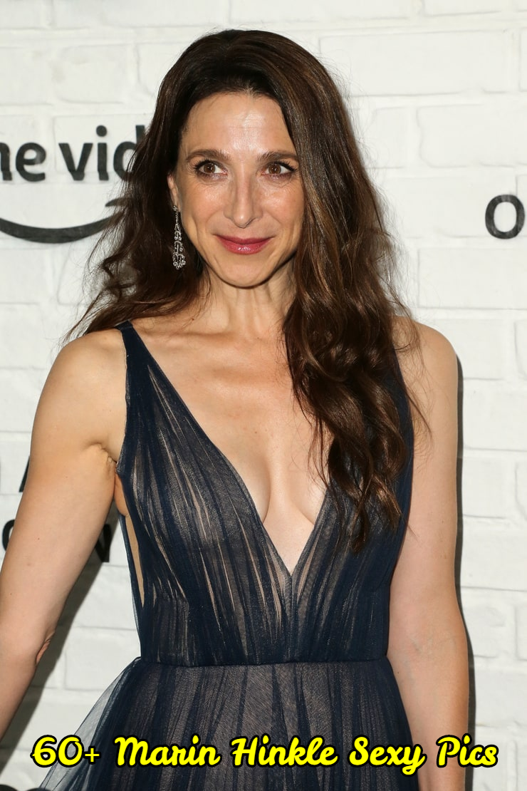 41 Nude Photos Of Marin Hinkle To Cheer Up
