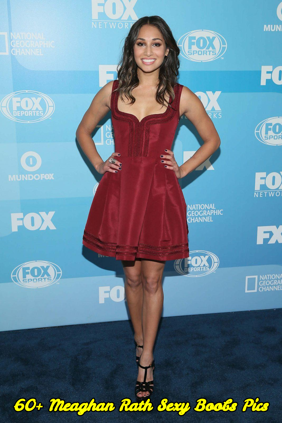 Meaghan Rath sexy boobs pics