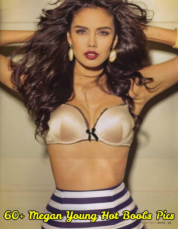 Megan Young hot boobs pics