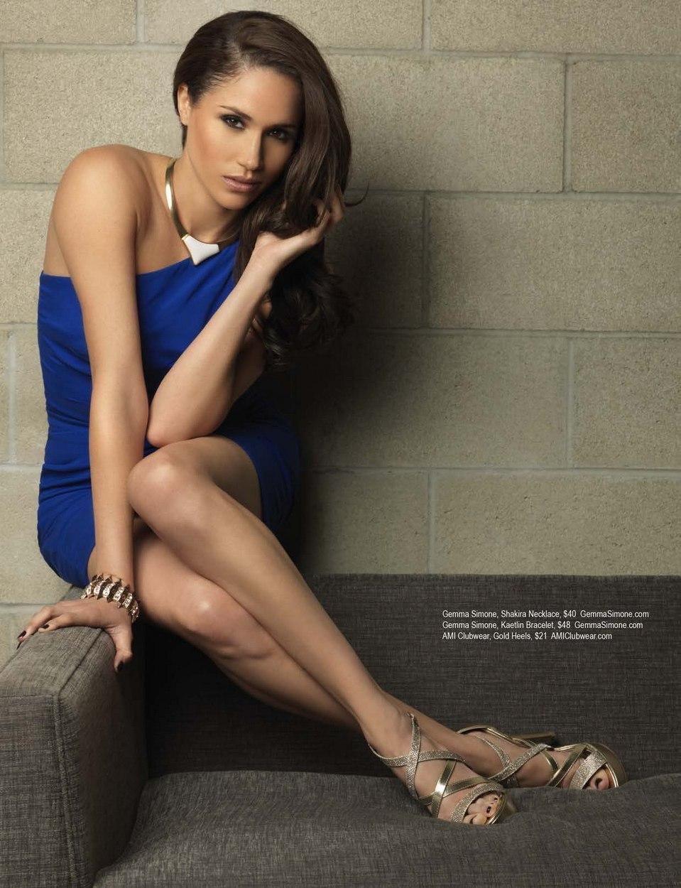 Meghan Markle hot look (1)