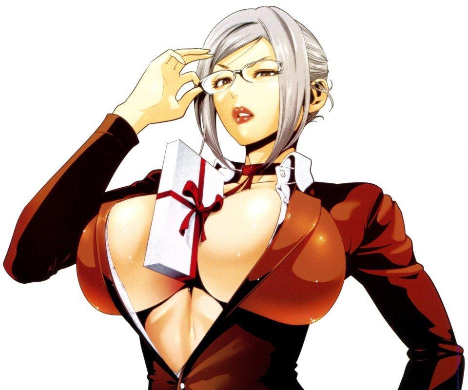 Meiko Shiraki big tits (2)