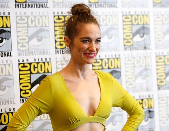 Melanie Scrofano boobs pics