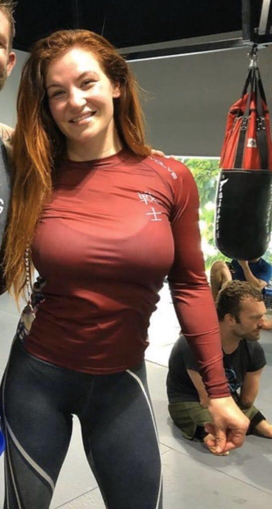 Miesha Tate Boobs