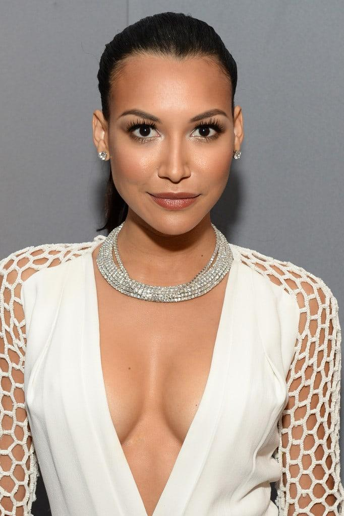 Naya Rivera hot cleavage (2)