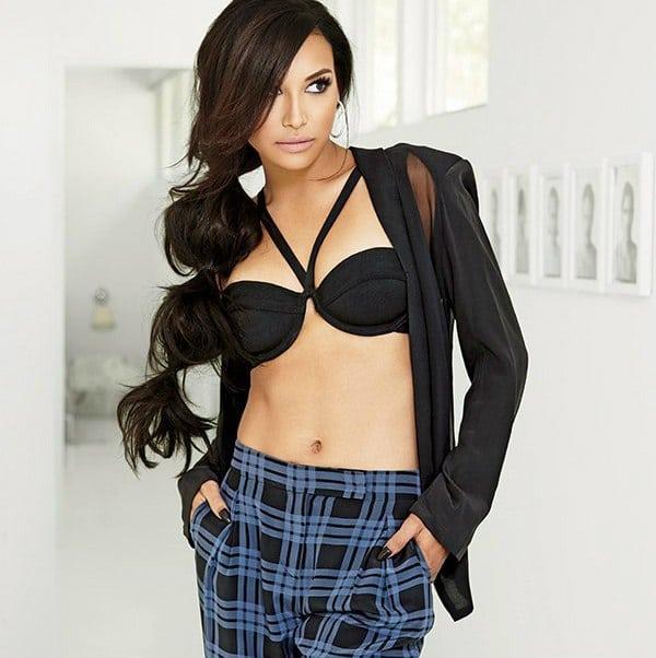 Naya Rivera sexy (2)