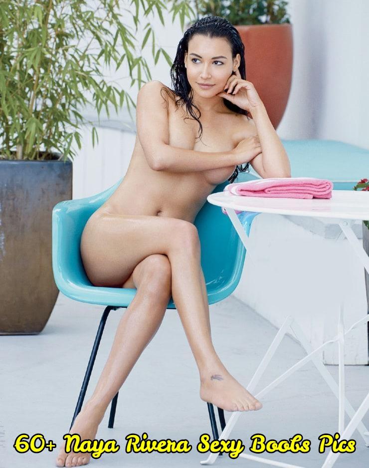 Naya Rivera sexy boobs pics