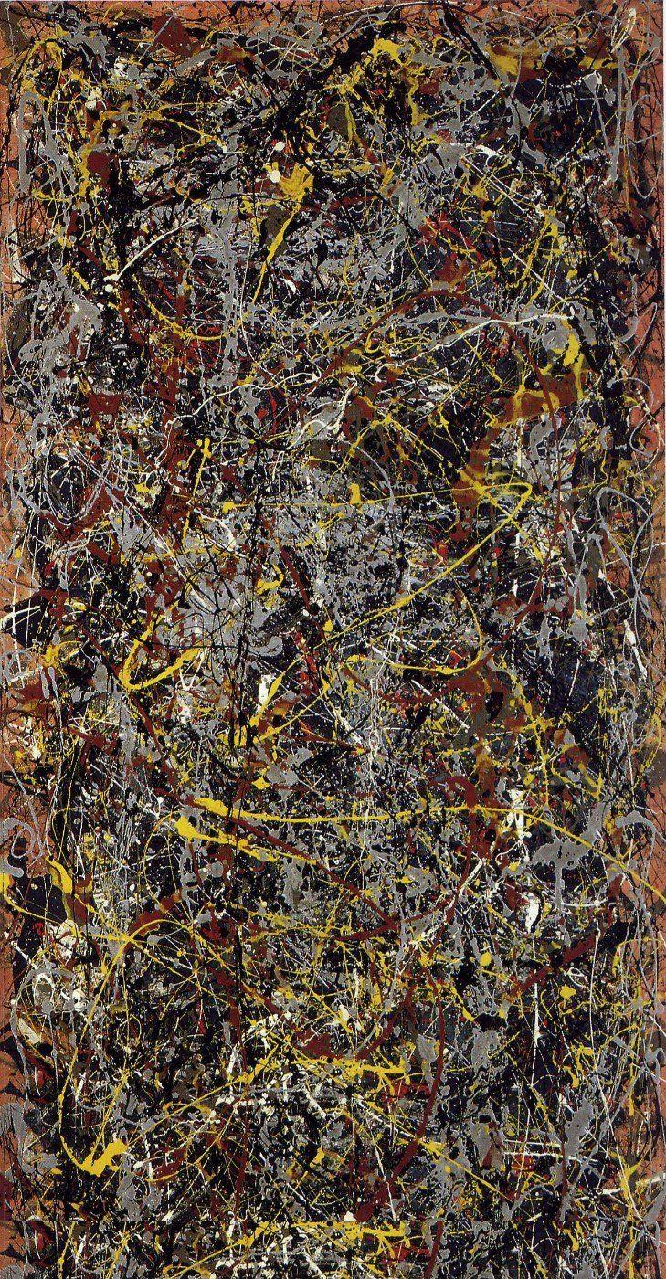 No. 5, 1948 – Jackson Pollock