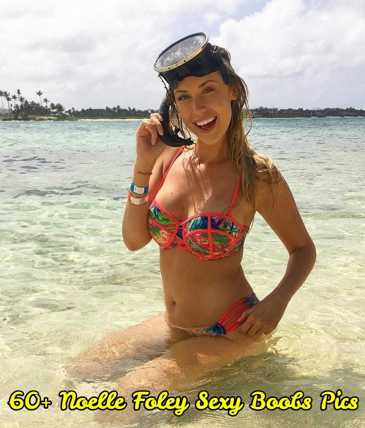 Noelle Foley sexy boobs pics