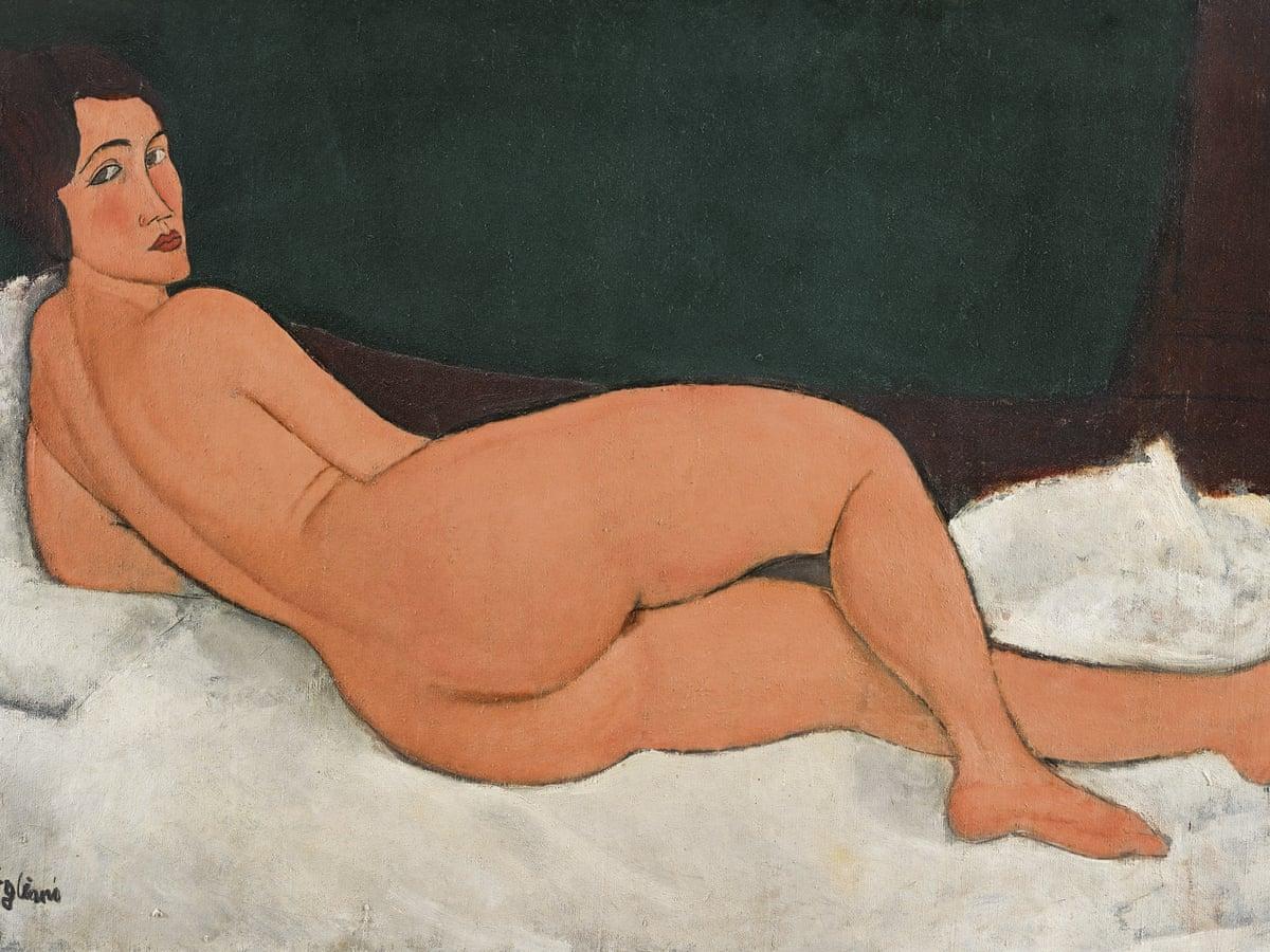 Nu Couch (Sur le cote gauche) – Amedeo Modigliani