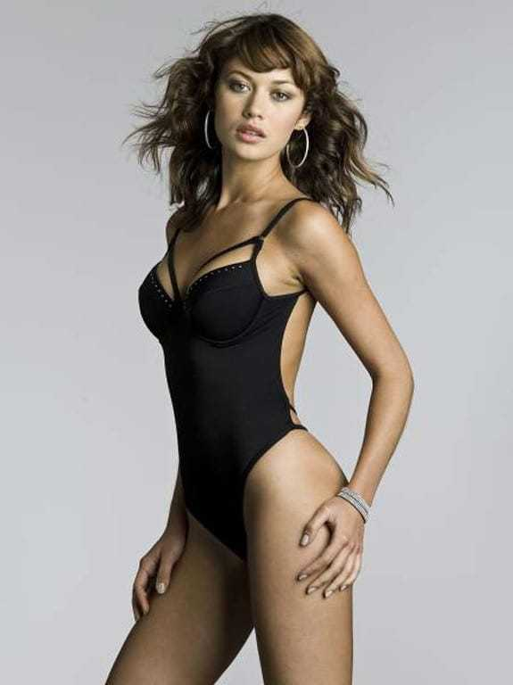Olga Kurylenko hot lingerie pics
