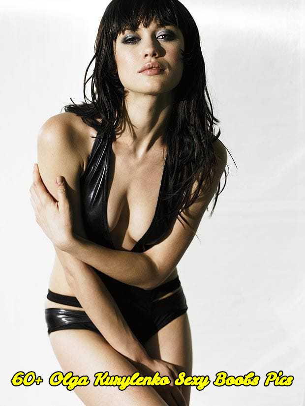 Olga Kurylenko sexy boobs pics