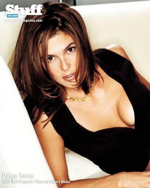 Paige Turco hot pic