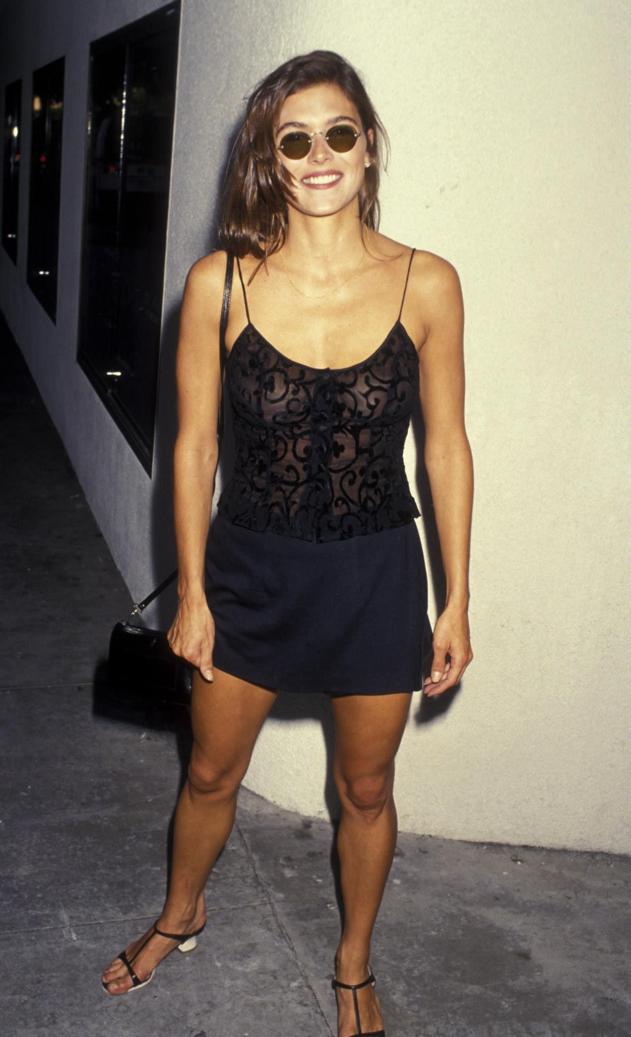 Paige Turco sexy photo