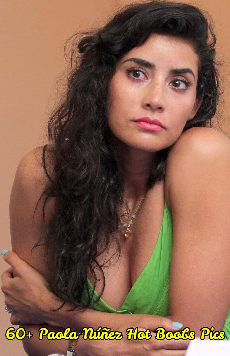 Paola Núñez hot boobs pics