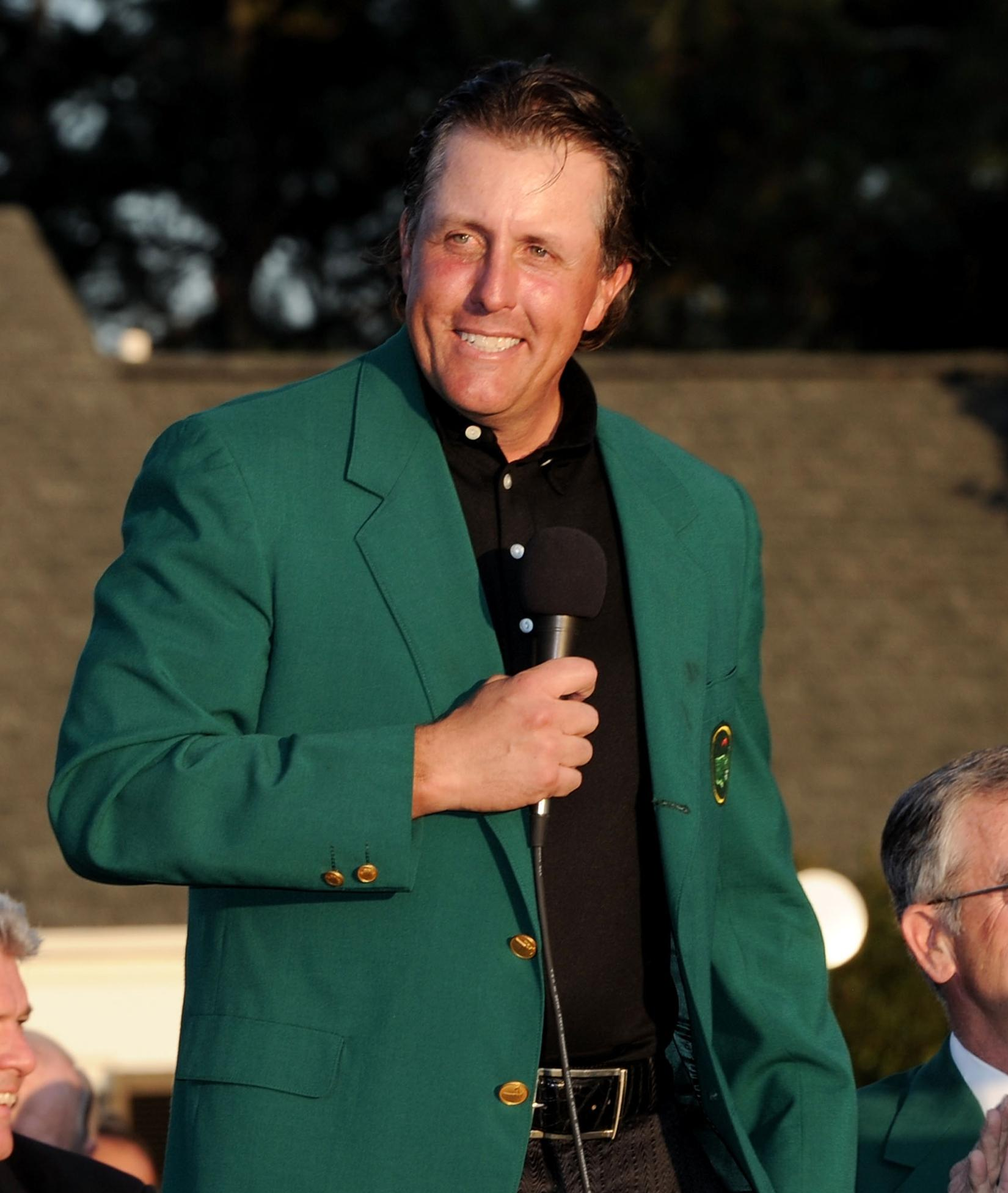 Phil Alfred Mickelson