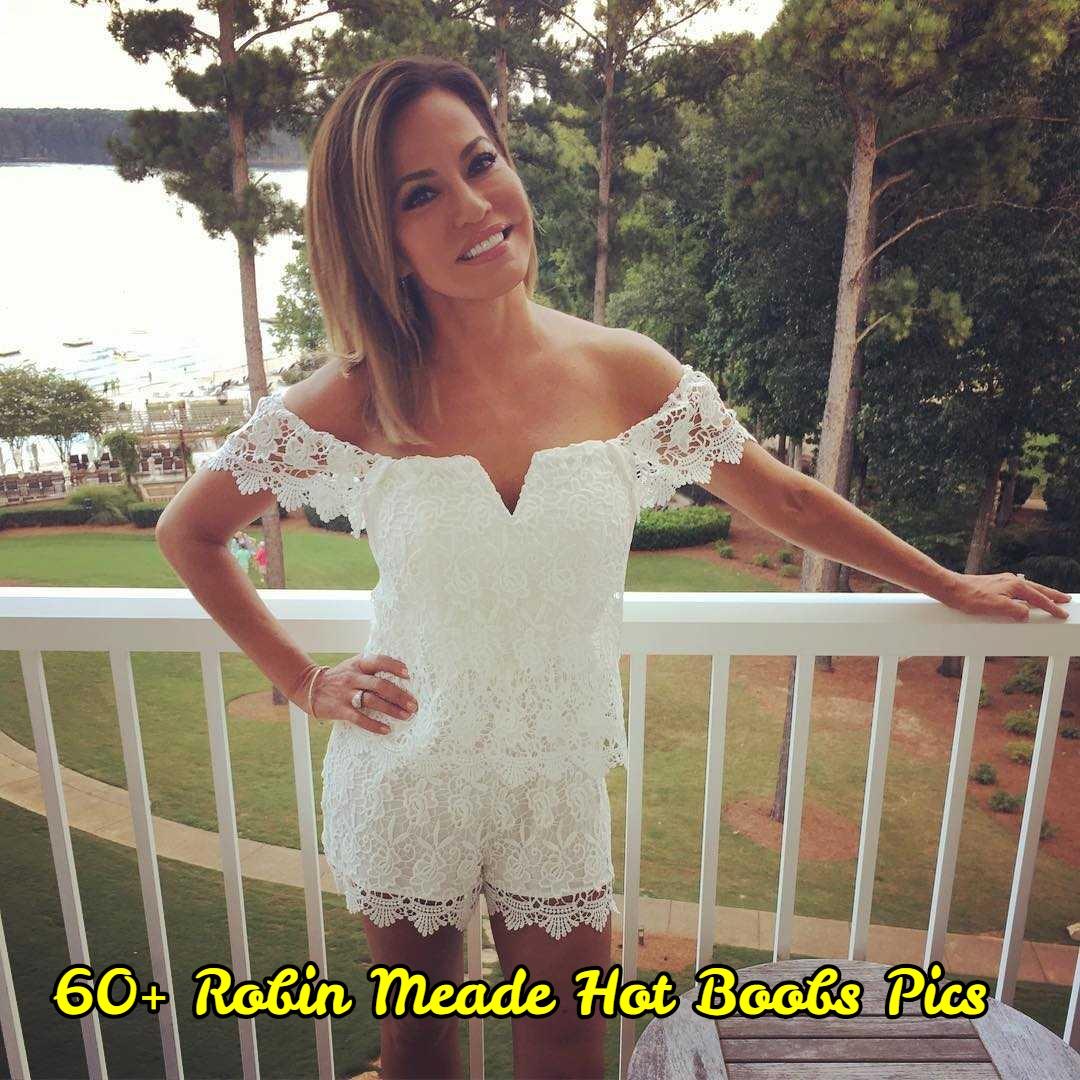 Robin Meade hot boobs pics