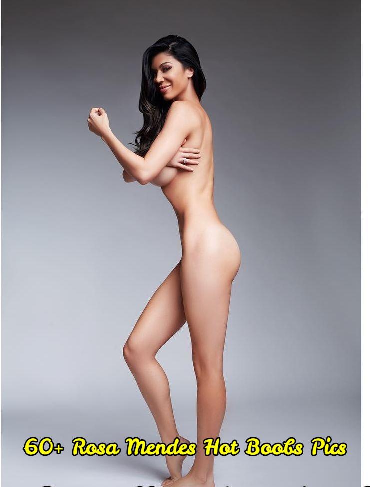 Rosa Mendes hot boobs pics