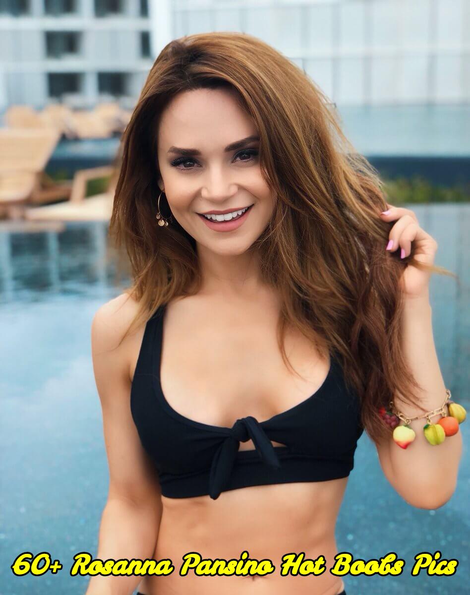 Rosanna Pansino Hot
