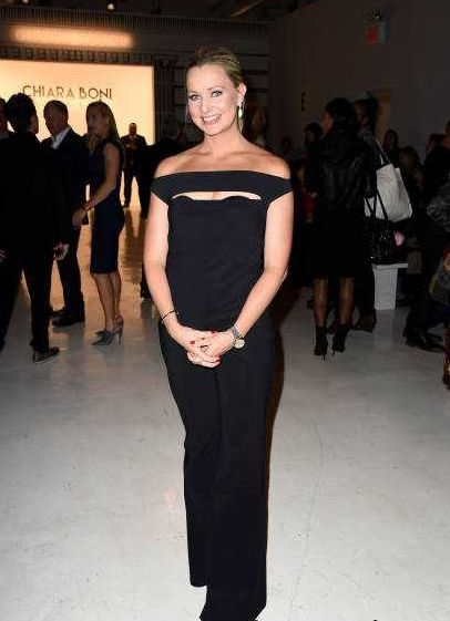 Sandra Smith hot look (2)