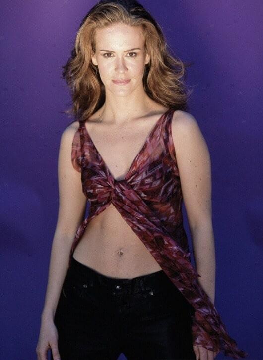 Sarah Paulson beautiful (2)
