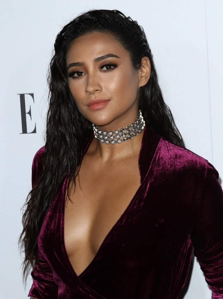 Shay Mitchell lingerie pic