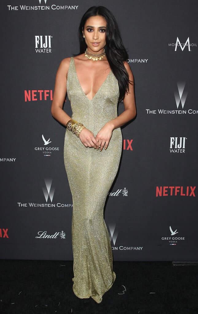 Shay Mitchell sexy look pics
