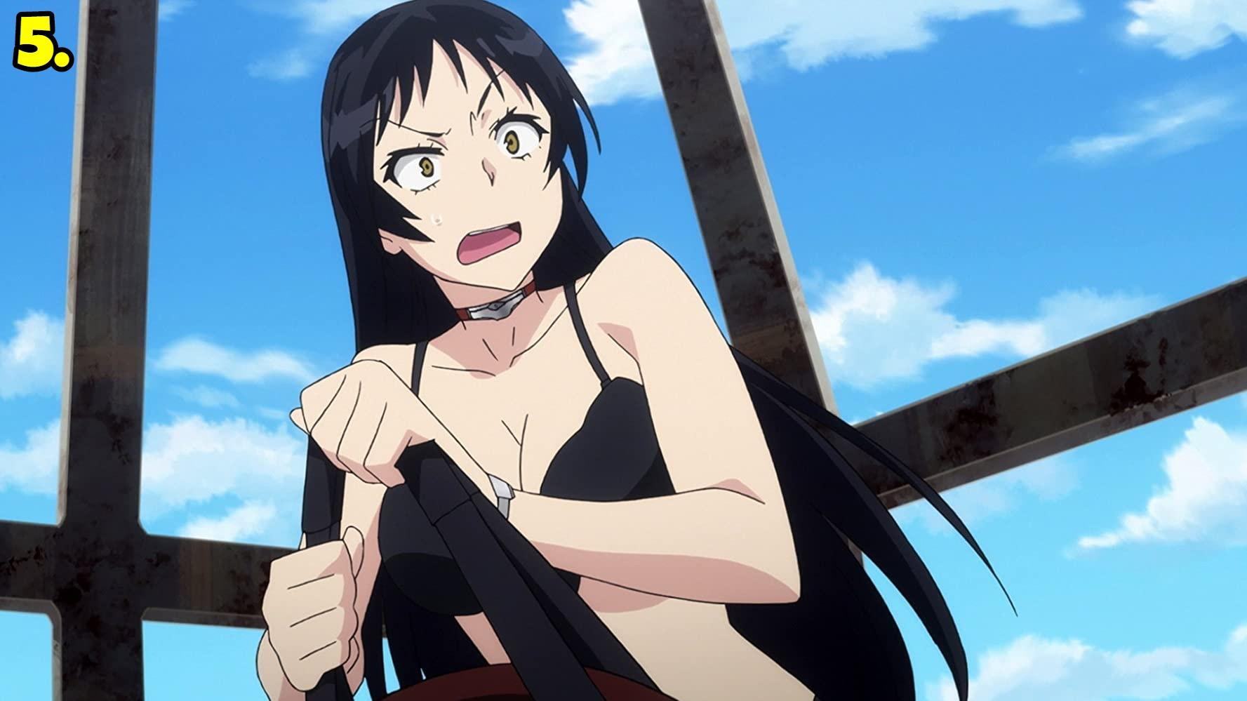 Shimoneta A Boring World Where The Concept Of Dirty Jokes Doesn't Exist
