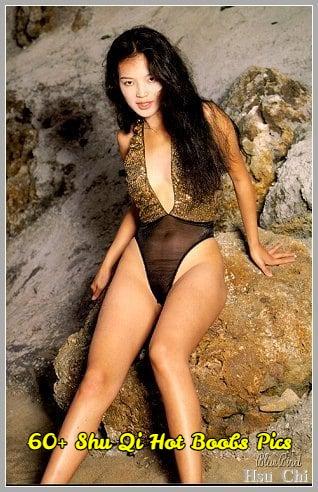 Shu Qi lingerie pics
