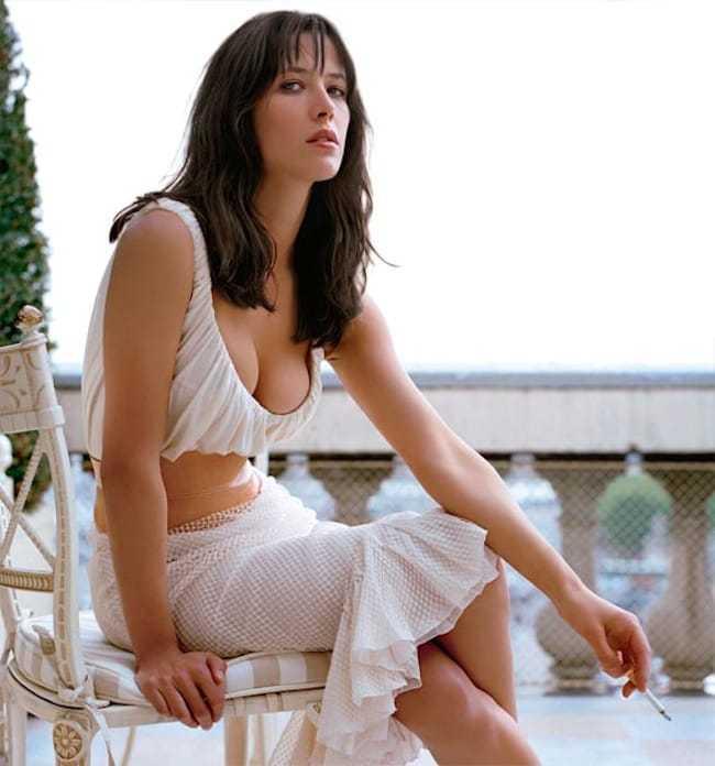 Sophie Marceau beautiful pics