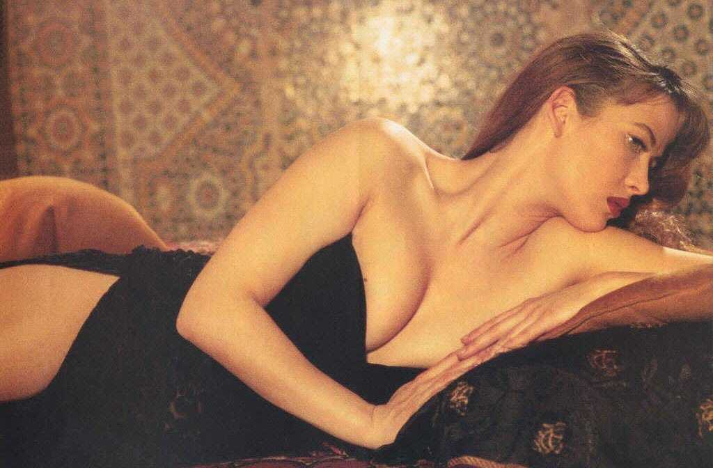 Sophie Marceau boobs pictures