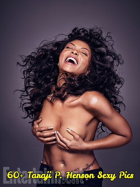 Taraji P. Henson naked (1)