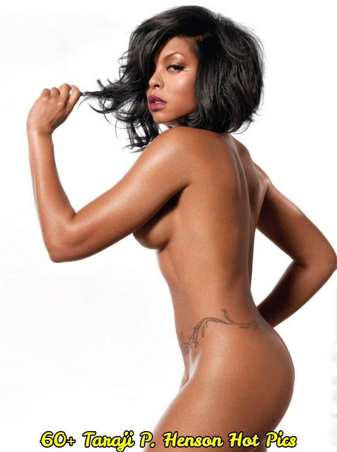 Taraji P. Henson near nude pics