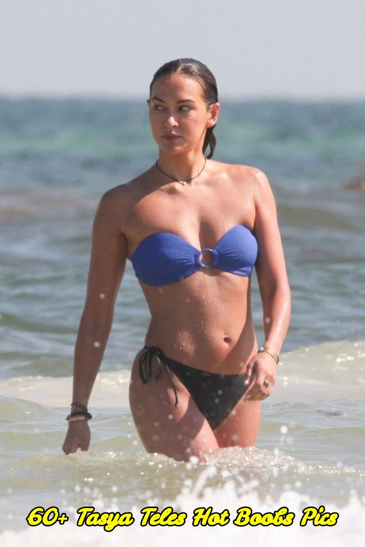 Tasya Teles hot boobs pics
