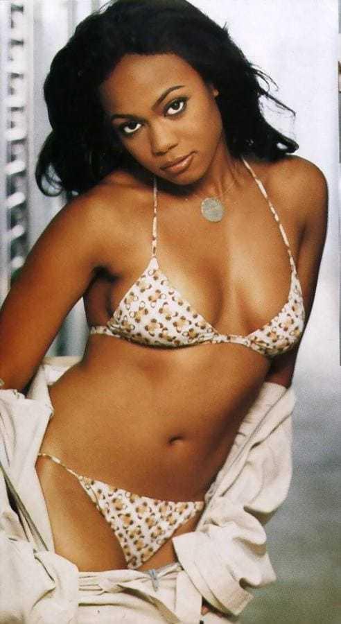 Tatyana Ali bikini pics