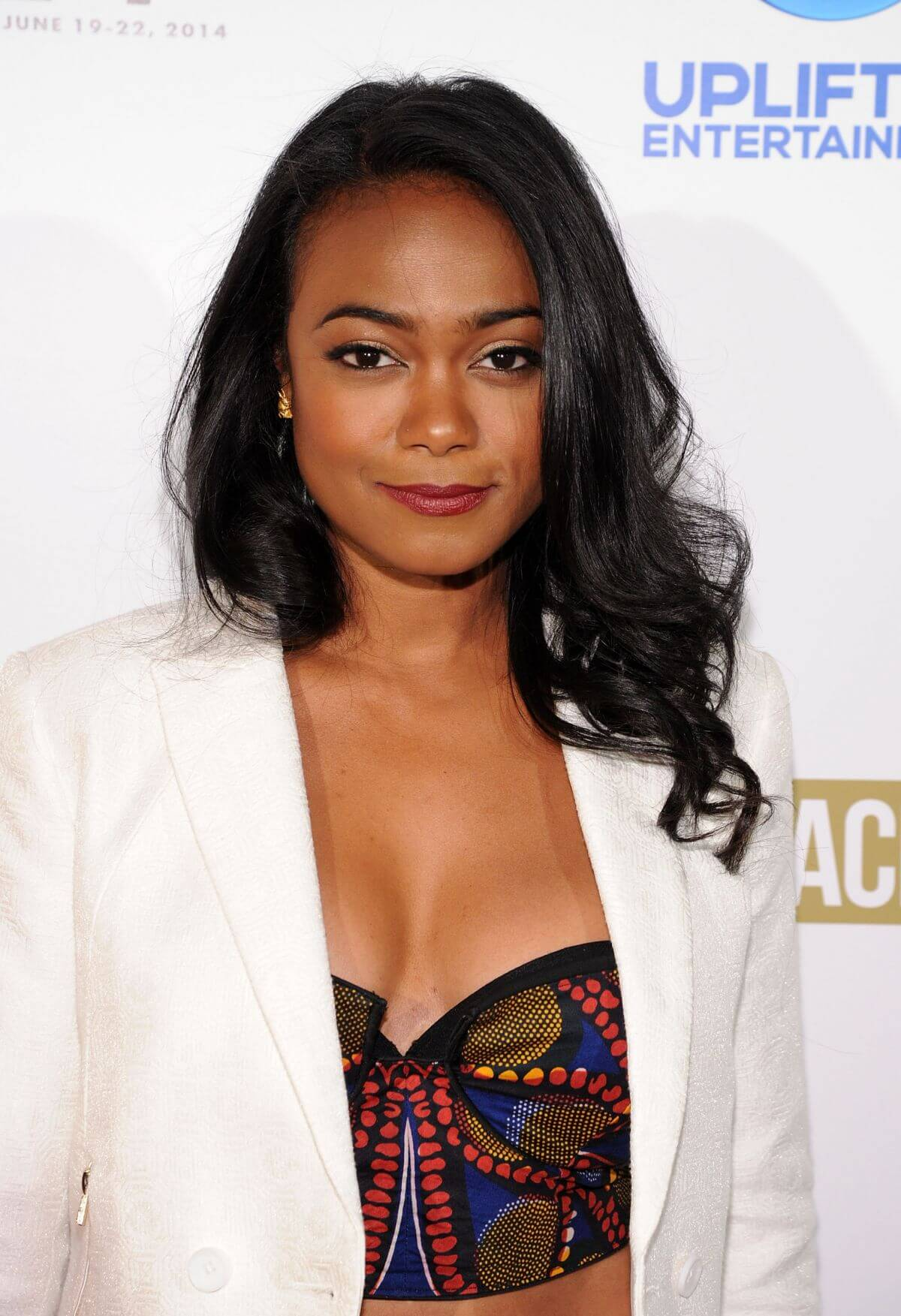 Tatyana Ali sexy tits pictures