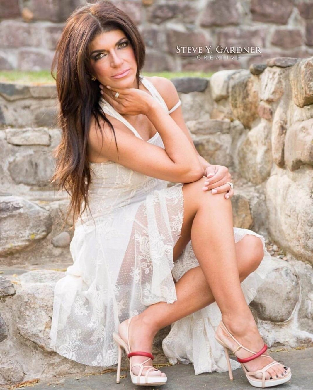 Teresa Giudice feet pics