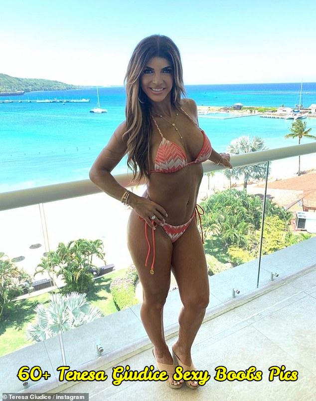 Teresa Giudice sexy bikini pics