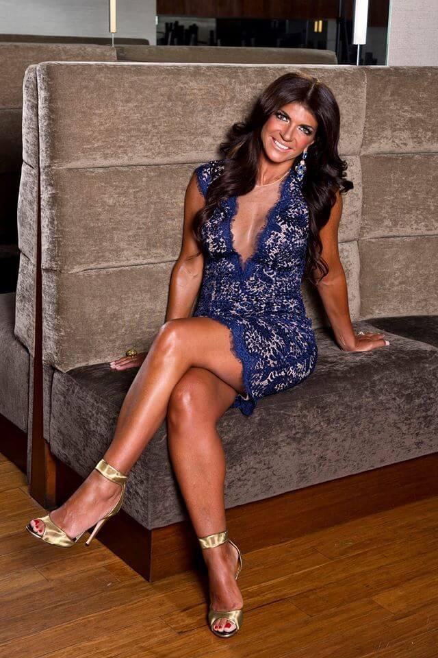 Teresa Giudice sexy legs pics